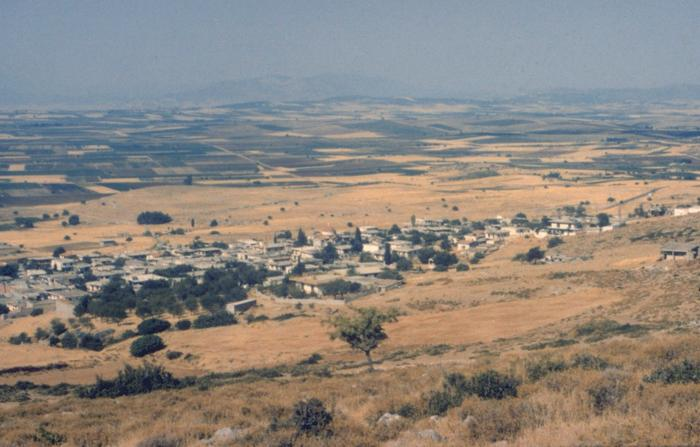 Plataea, seen from the south
