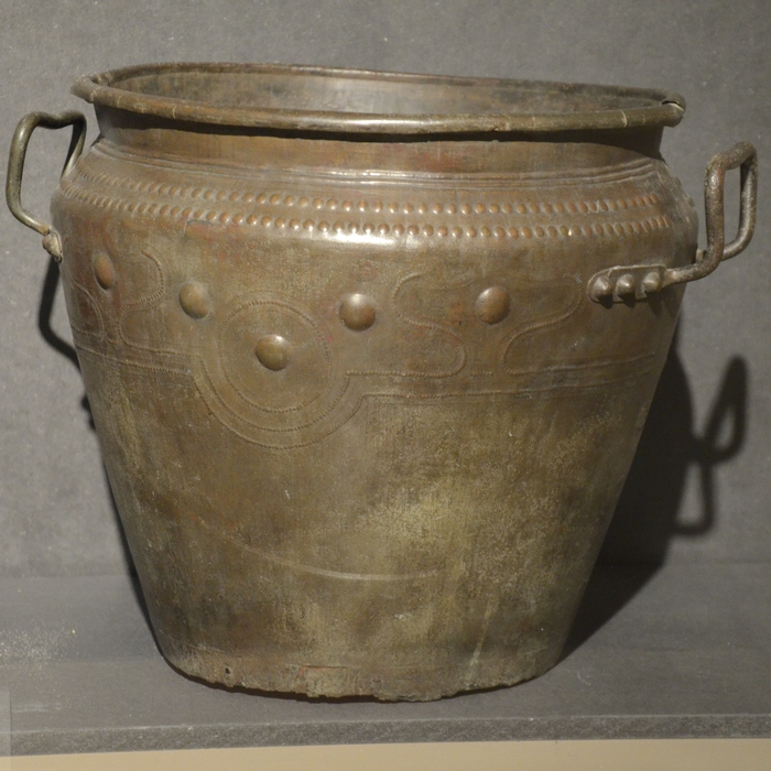 Remetea Mare, Early Iron Age situla