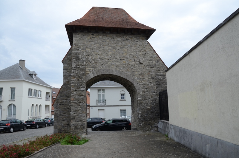 Tournai, Gallo-Roman gate