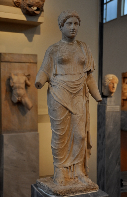 Piraeus, Statue of a woman or Demeter