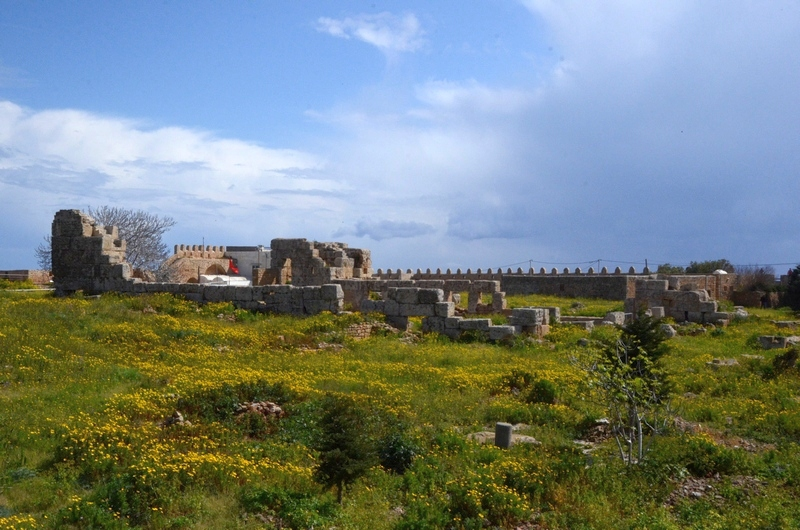Clupea, Byzantine fort (2)