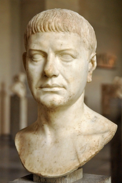 Portrait of a Roman, first quarter of the first century CE