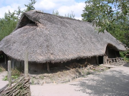 Reconstruction of a native farm