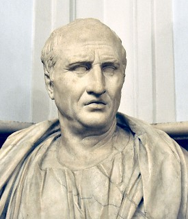 Cicero: not a typical senator