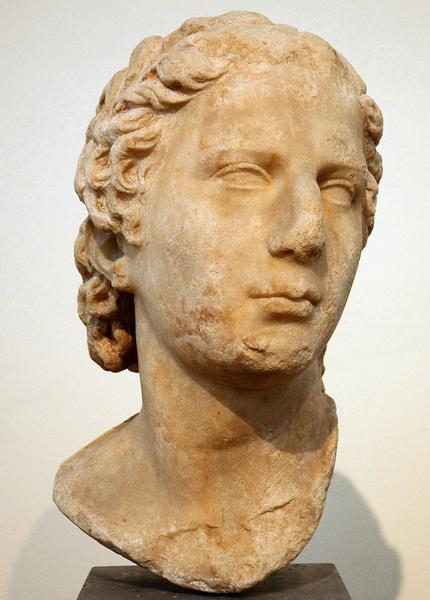 A Hellenistic ruler