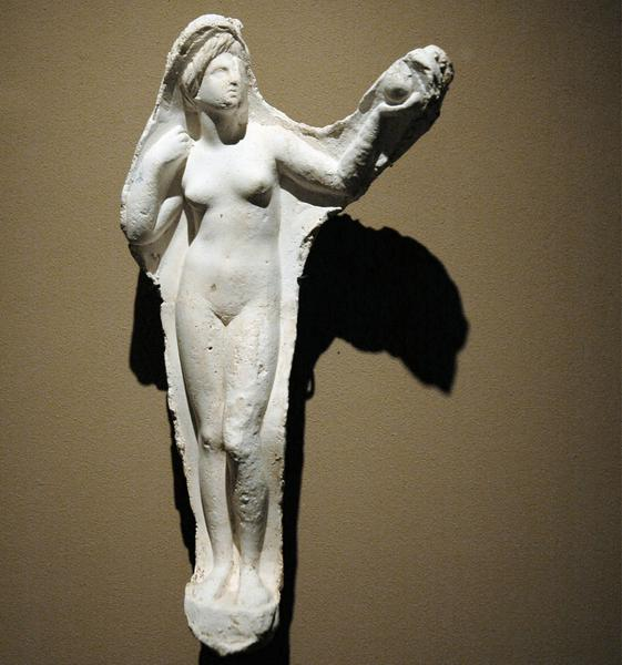 Begram, Aphrodite with the Apple of Discord