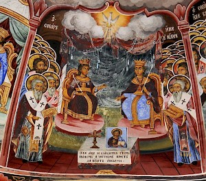 The Second Council of Nicaea (787)