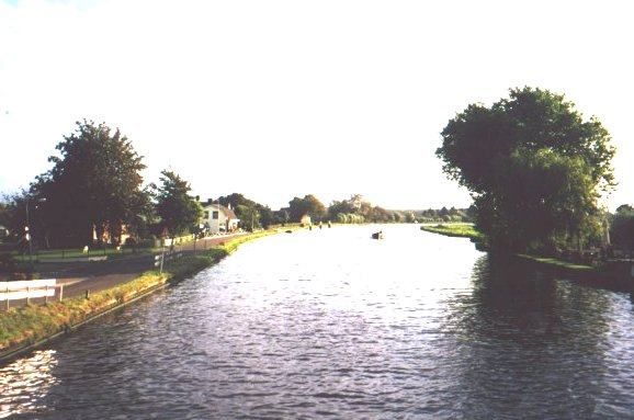 Corbulo's canal today