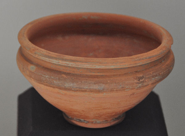 A bowl from Aspendus
