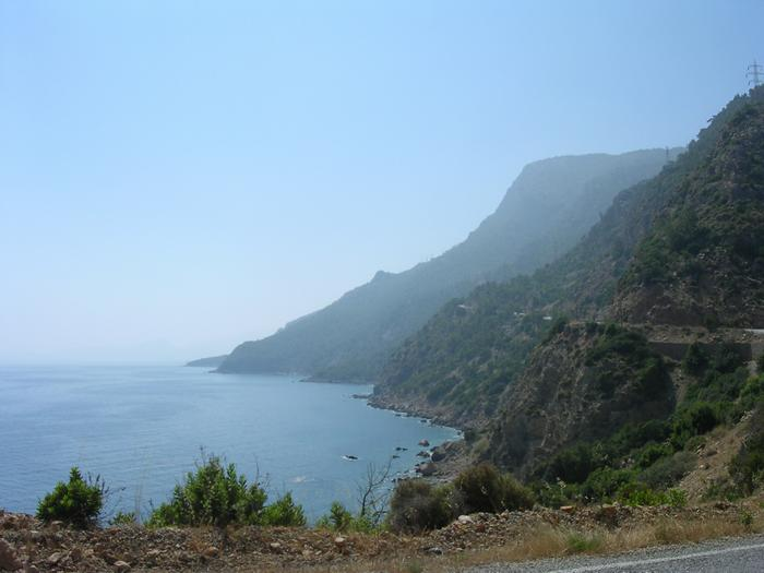 Rough Cilicia, coast
