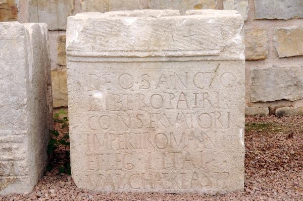 Novae, dedication to Liber Pater