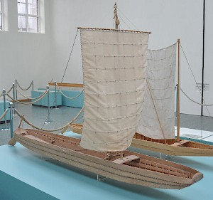 Model of the Woerden 1