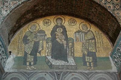A brief history of byzantine art essay