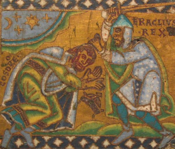 Heraclius and Khusrau