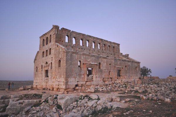 Mushabbak, church S
