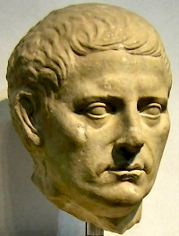 Portrait of a Roman man, second quarter first century CE