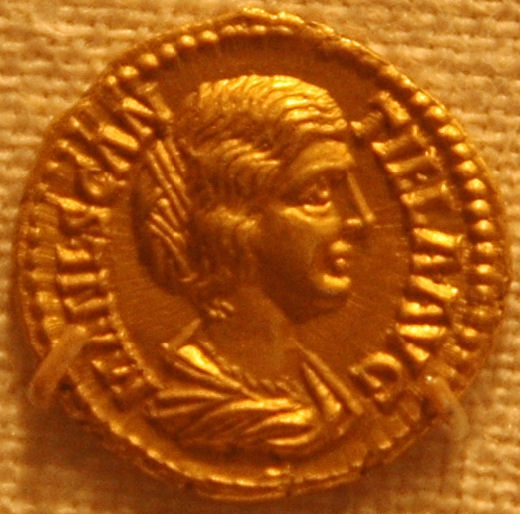 Manlia Scantilla, wijfe of Didius Julianus