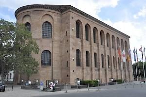 Trier Basilica Livius