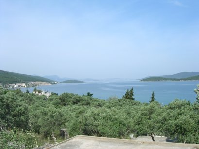 The Carian coast, north of Bodrum