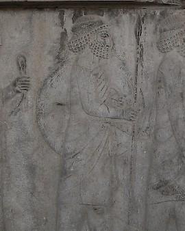 A Carian hoplite (sixth century BCE)